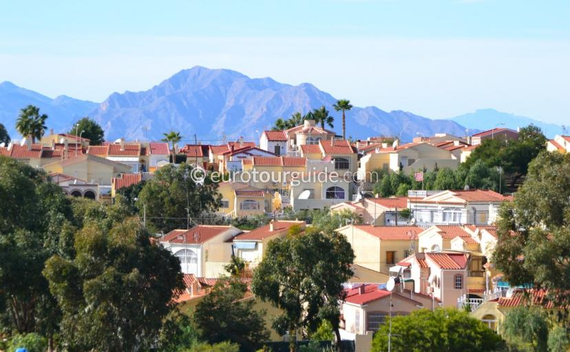 Where to go in La Marina Urbanisation Alicante  Spain