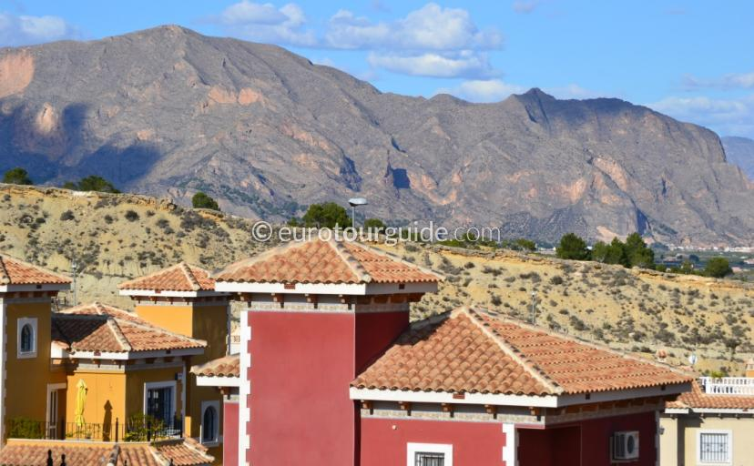 Urbanisations in Bigastro Alicante Spain