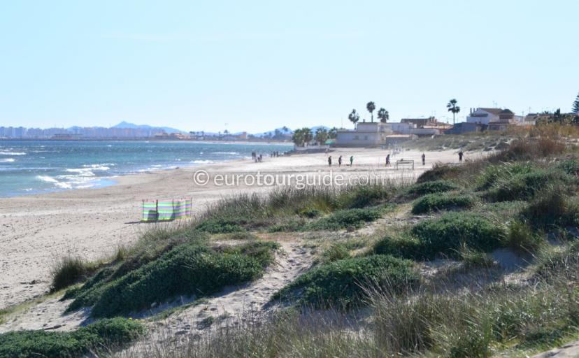 Where to go in Pilar de Horadada, try the municipals lovely open beaches