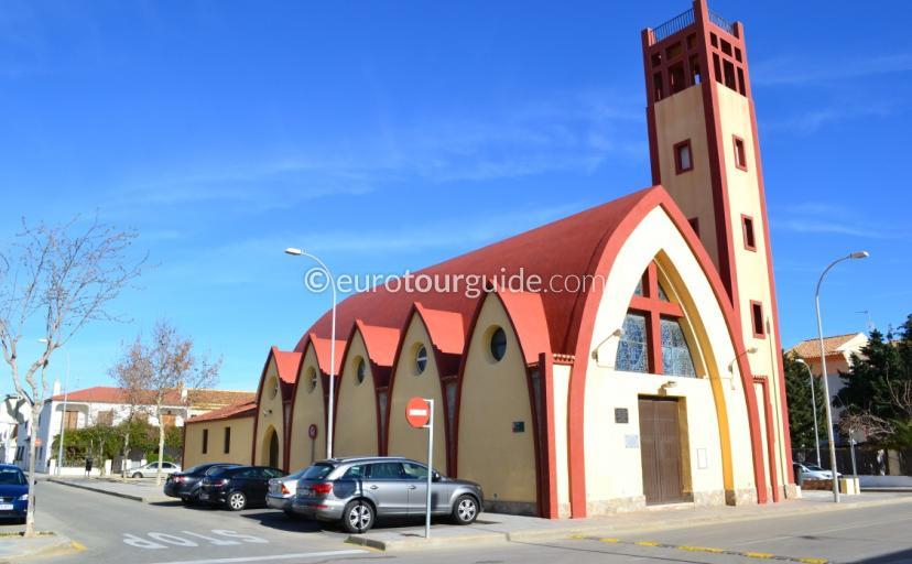Church times in Pilar de Horadada and Torre de la Horadada