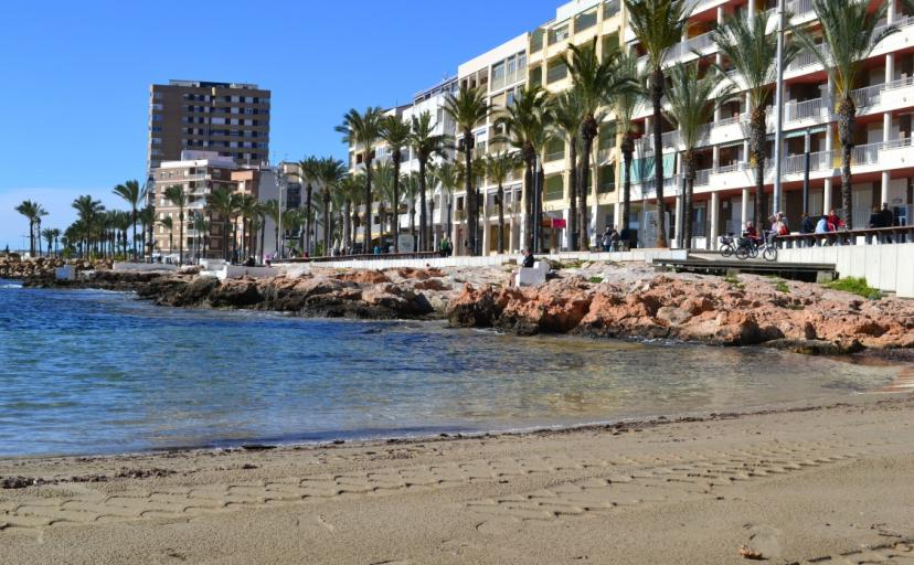 Things to do in Torrevieja, everybody loves the buzz of the sea front promenade eurotourguide has directions to the car parks