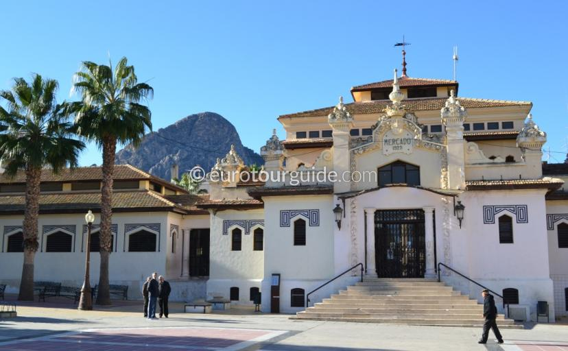 Where to go in Region of Murcia, Eurotourguide has a great day out itinery in the Ricote Valley