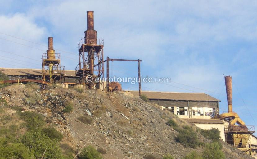 Things to do in Portman Bay Murcia Spain, Visit the Matildes Mining Museum and learn all about this areas history