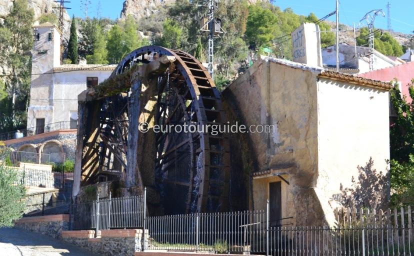 Ricote Valley infomation on what to see