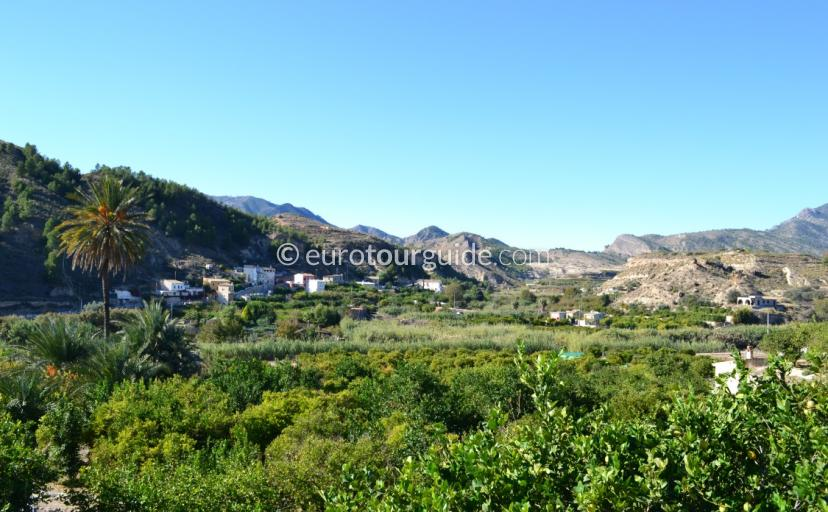 Region of Murcia has a huge array of places to visit and Eurotourguide explains them all to you