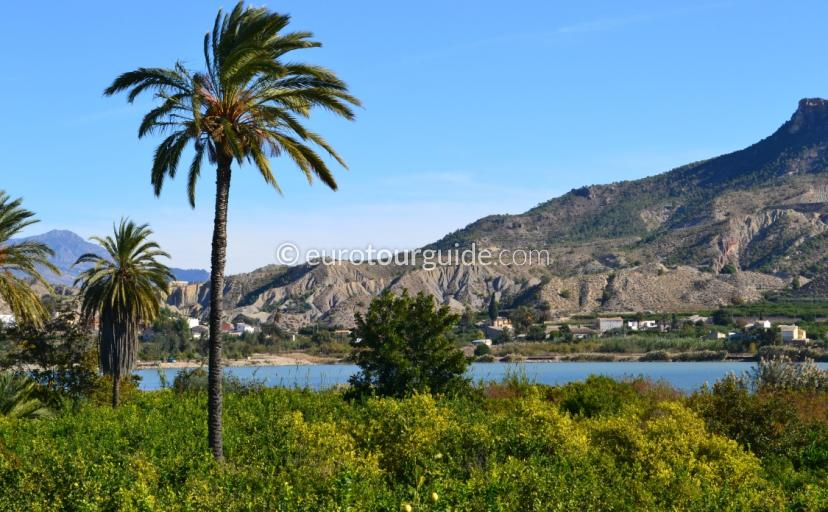 Images of the Ricote Valley Murcia Spain