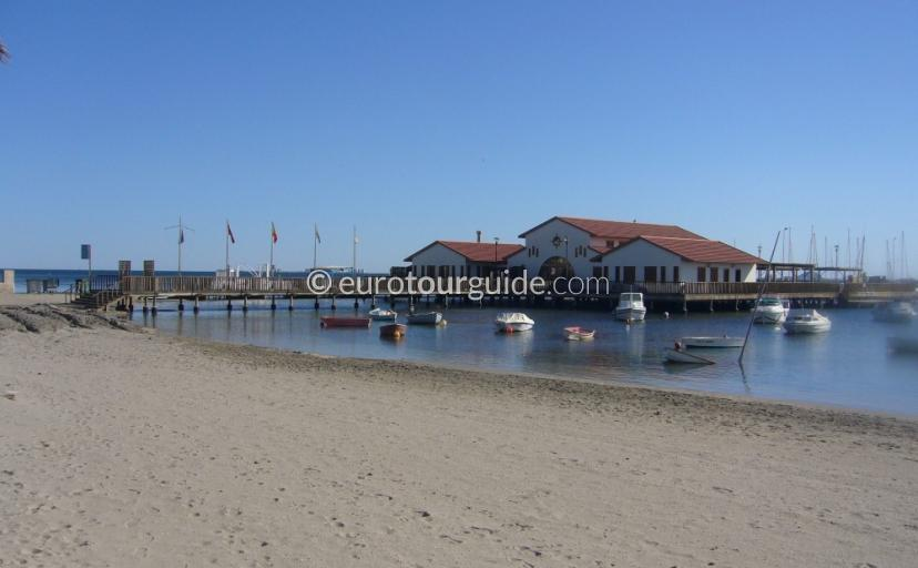 Places to visit in and around the Mar Menor Murcia Spain, Los Alcazares  is one of many things to do and places to visi