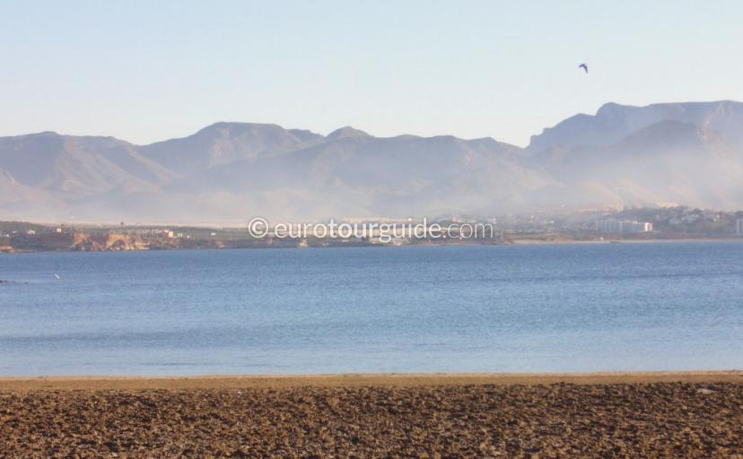 Places to visit in and around Mazarron Area Murcia Spain, Rural Beaches are  one of many places to visit and things to do