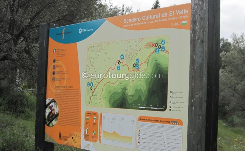 El Valle and Carrascoy Regional Park Murcia Spain one of many things to do and places to visit