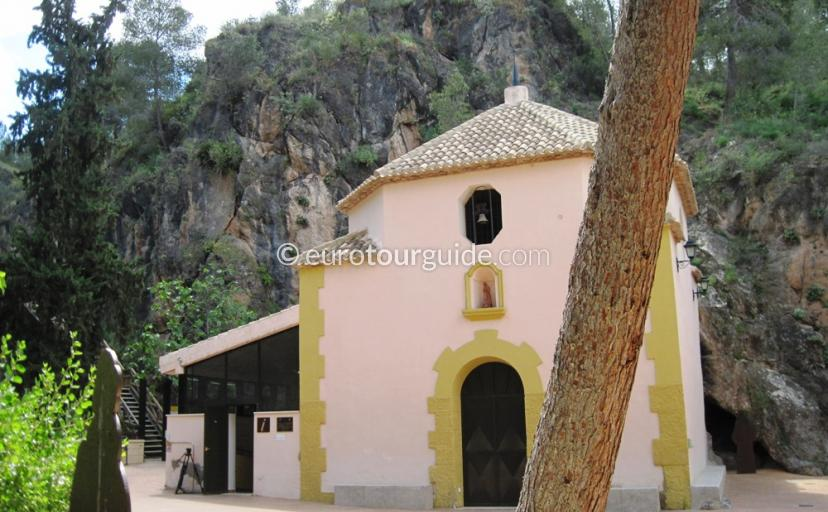 San Antonio Pobre Hermitage El Valle and Carrascoy Regional Park Murcia Spain one of many things to do and places to visit
