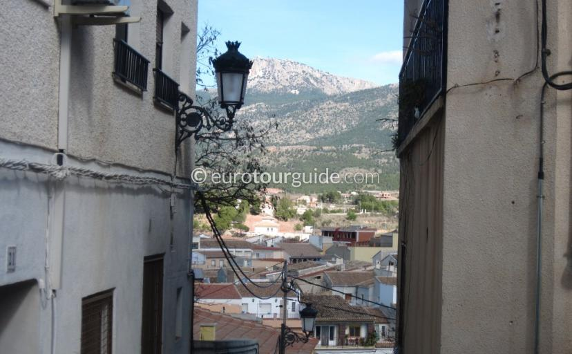 What to do in Aledo Murcia Spain, Photograph the traditional narrow streets one of many things to do and places to visit