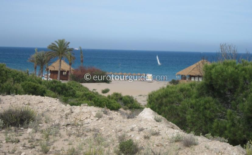 Gran Alacant lots to see and do