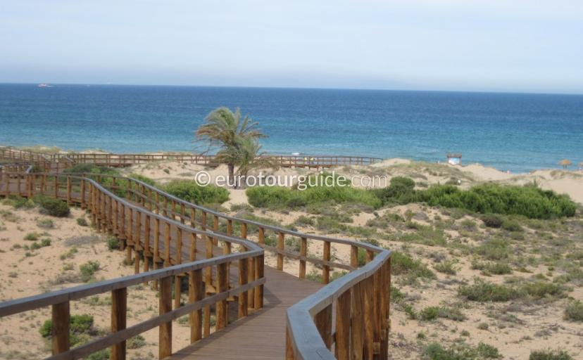Gran Alacant Beach