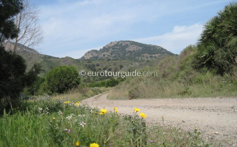 Places to visit in Calblanque Regional Park Costa Calida Murcia Spain,Enjoying breathtaking scenery is one of many places to visit and things to see and do