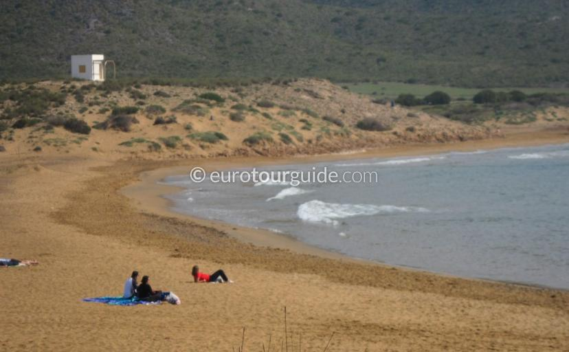 Things to do in Calblanque Regional Park Costa Calida Murcia Spain, Exploring the beaches is one of many places to visit and things to see and do