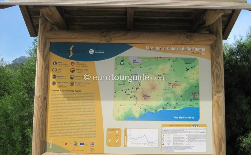 Tourist infomation Calblanque Regional Park Costa Calida Murcia Spain, Visiting the park is one of many places to visit and things to see and do
