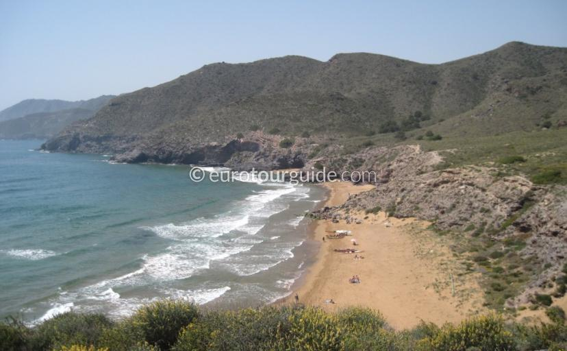 Day Out Calblanque Regional Park, Costa Blanca South   Euro Tour Guide