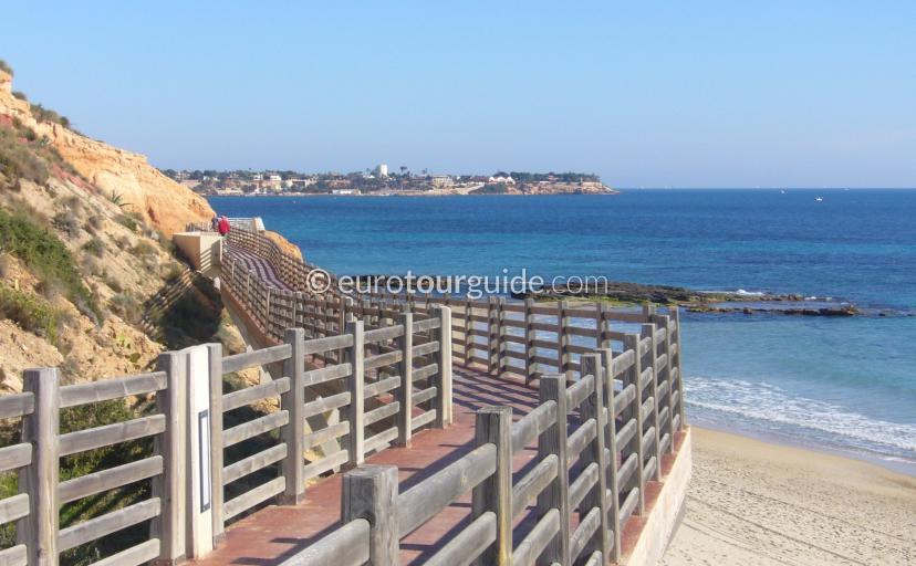 Dehesa de Campoamor Orihuela Costa Coastal Walking Route
