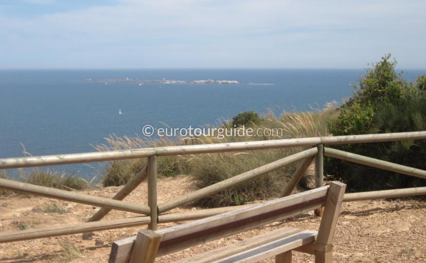 Gran Alacant cliff top walk