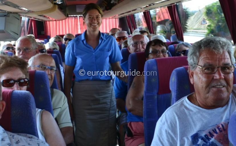 Coach Tours with www.eurotourguide.com Cv-m-2045-A