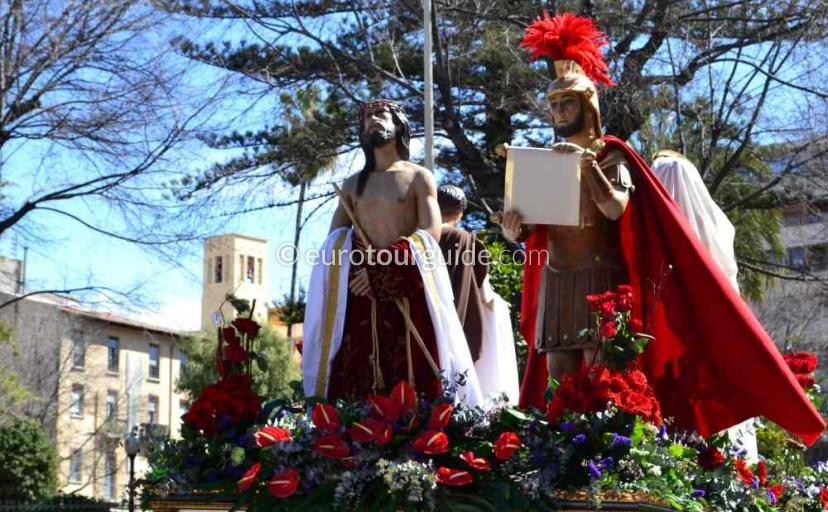 Semana Santa, Easter Parades in Alicante City Spain one of many things to do and places to visit