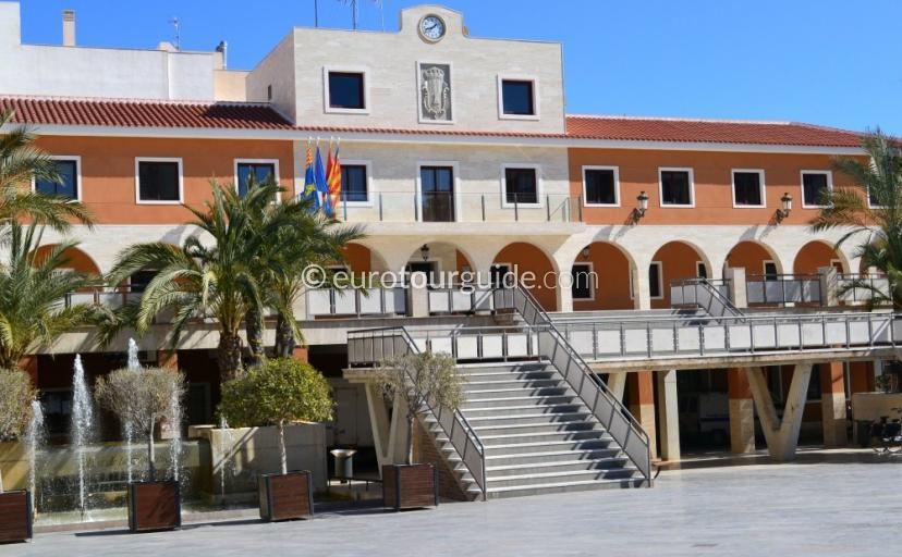 Guardamar del Segura Town Hall