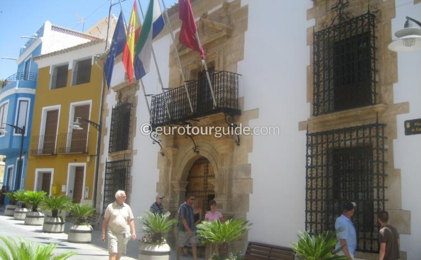 Things to see and do in the Ricote Valley Inland Murcia Spain,Visit the church in Ricote Village it has the oldest Organ in Spain one of many interesting things to do and places of interes