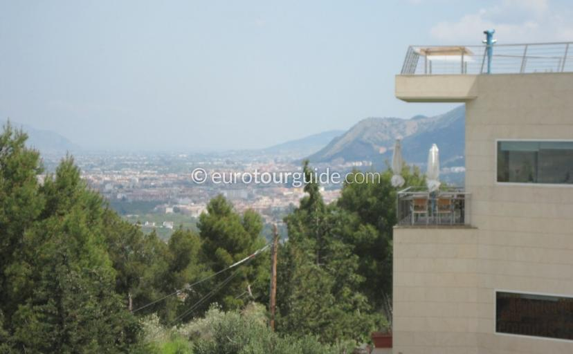 Centro De La Luz El Valle and Carrascoy Regional Park Murcia Spain one of many things to do and places to visit