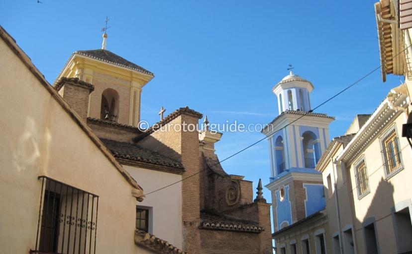 Things to do in Mula Inland Murcia Spain, Exploring the narrow streets is one of many places to visit and things to do