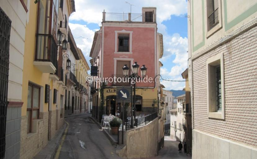 Places to visit in Cehegin Inland Murcia Spain, visit the many traditional cafes and bars one of many places to visit and things to do
