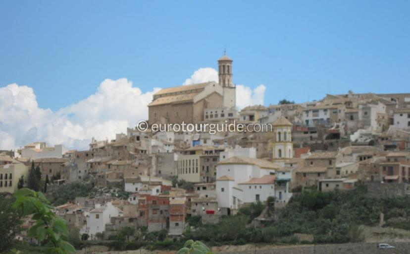 Where to go in Cehegin Inland Murcia Spain, Explore the old town is just one of many places to visit and things to do
