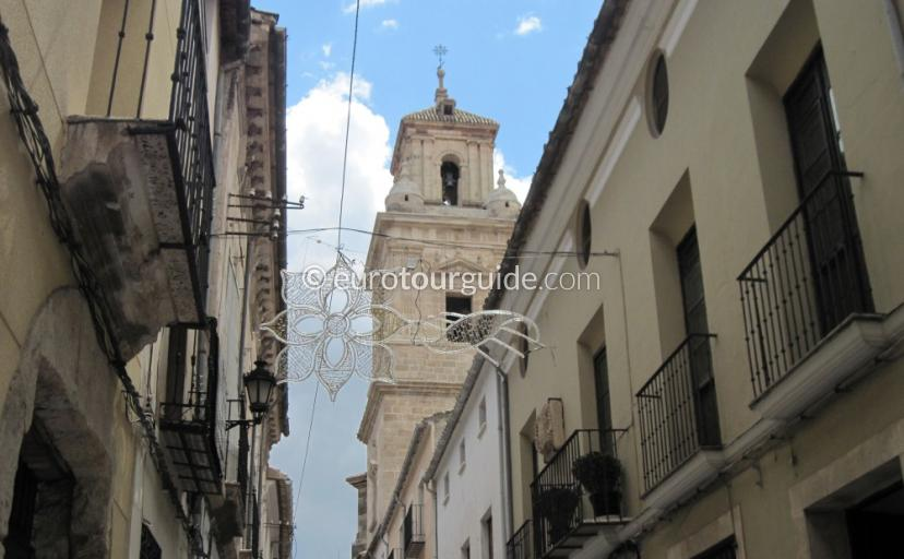 Where to go in Caravaca de la Cruz Inland Murcia Spain, Visiting the church is one of many things to do and places to visi