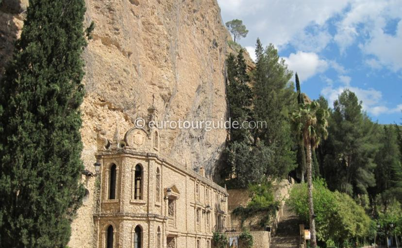 Places to visit in Nordeste Valley Inland Murcia Spain,Sanctuary of Our Lady of Hope Calasparra is one of many things to do and places to visi