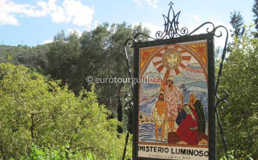 What to do in Calasparra Inland Murcia Spain,Walking in the countryside is one of many things to do and places to visi