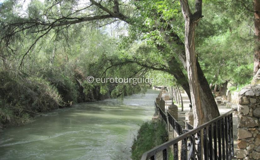 Walking and Cycling in Inland Murcia Spain, is one of many things to do and places to visi