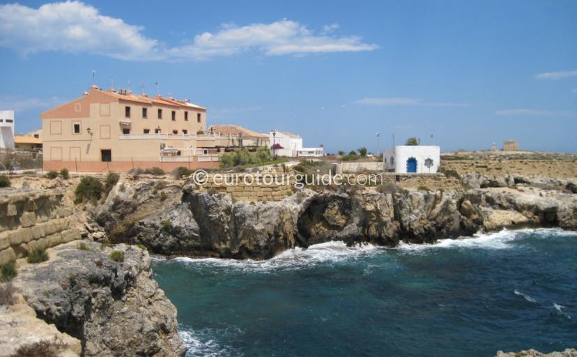 Day out isla de tabarca costa blanca south euro tour guide - Residencial isla tabarca ...