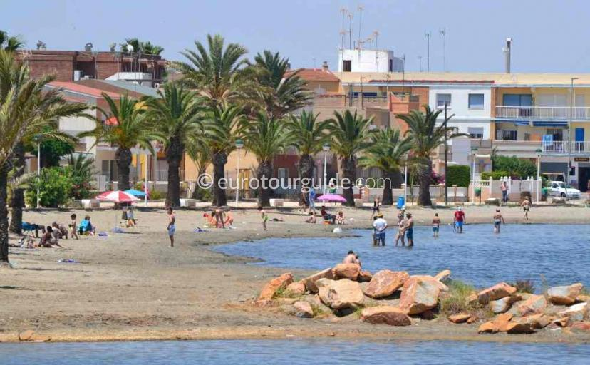 Property to rent in Los Urrutias rea Mar Menor Costa Calida Murcia Spain, Fishing is one of many things to do and places to visit here.