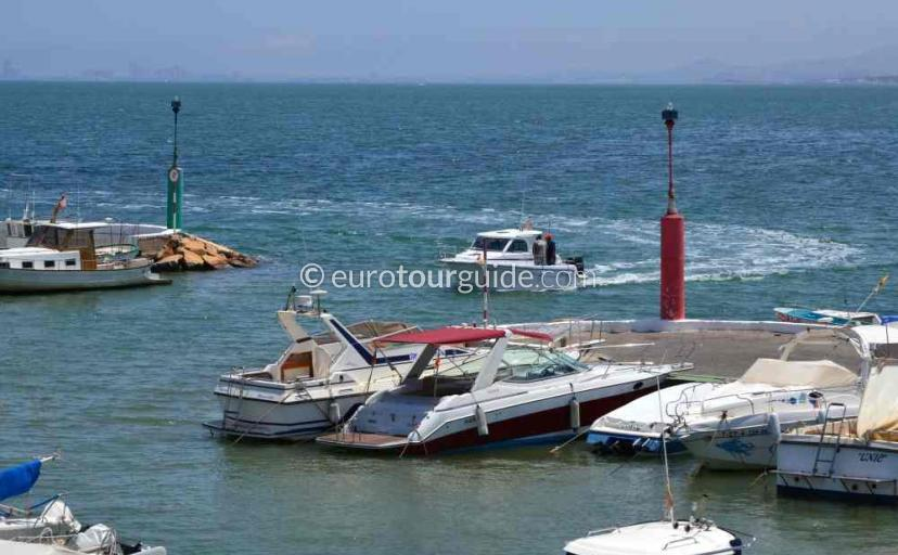 Top 10 things to do in and around Los Urrutias Mar Menor Costa Calida Murcia Spain, Enjoying a boat ride one of many things to do and places to visit here.