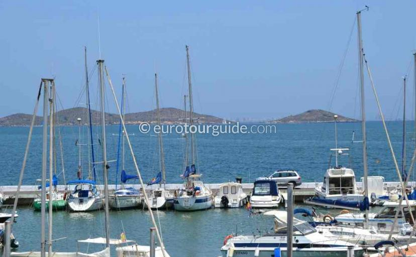 Things to do in Los Urrutias Mar Menor Costa Calida Murcia Spain, Relaxing by the boats is one of many places to visit here