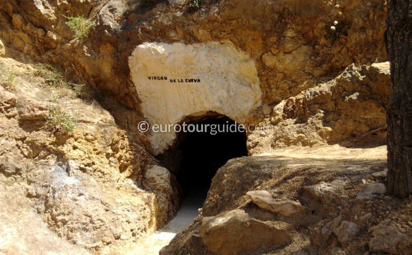Redovan Virgen de la Cueva