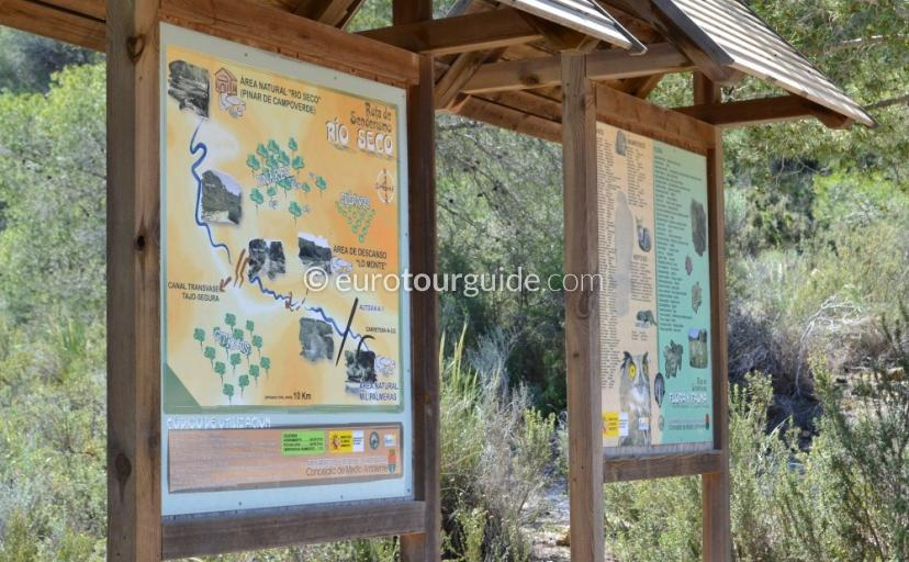 Pinar de Campoverde Rio Seco Walking Route