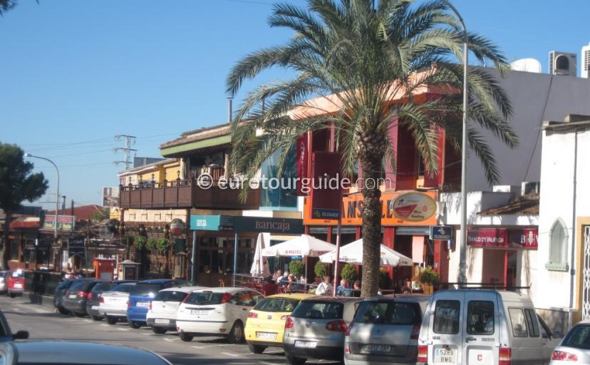 Ciudad Quesada High Street