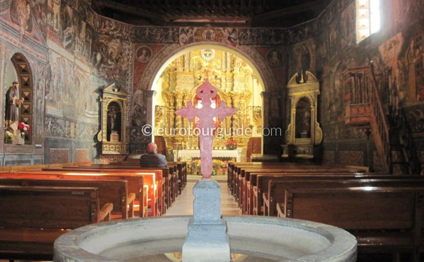 What to do in Sanctuary Santa Eulalia Murcia Spain, Enjoy the Church one of many things to do and places to visit