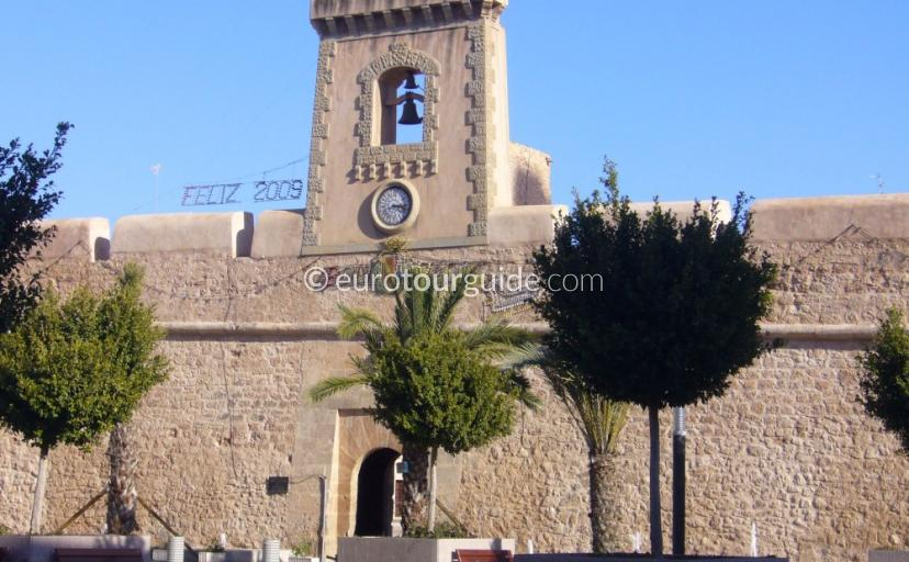 Santa Pola Fortress Castle Museums
