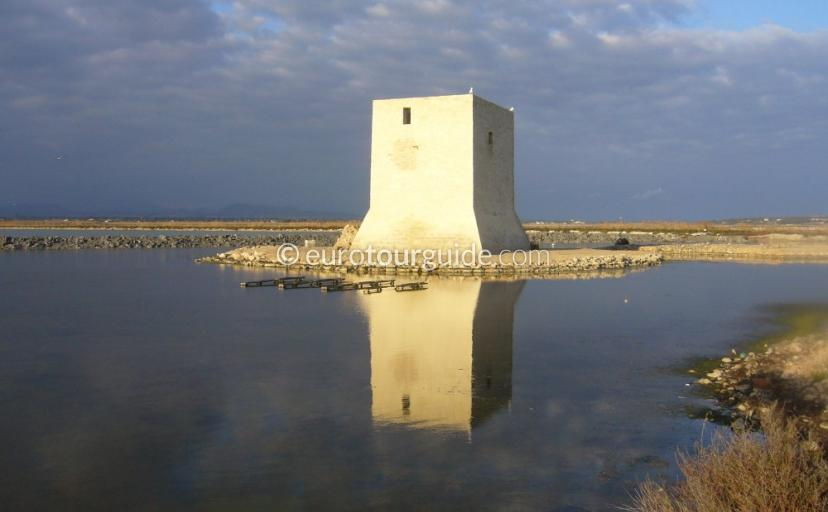 Santa Pola Watch Tower