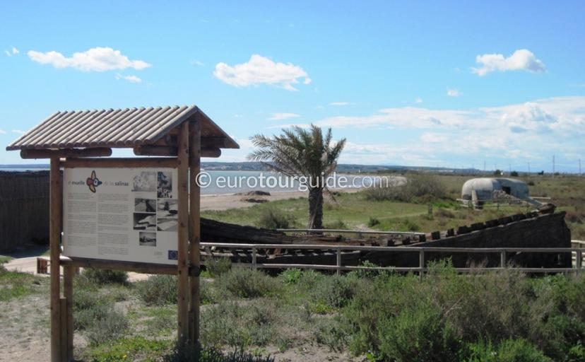 Santa Pola Rural Beaches: Gola, Pinet and Tamarit