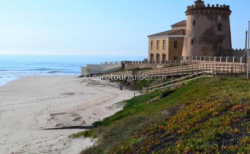 What to see and where to go in Torre de la Horadada