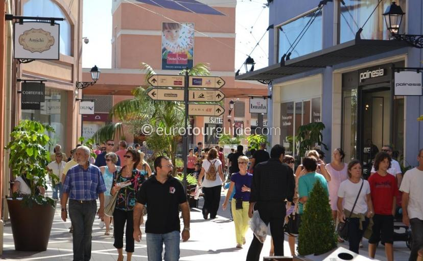 La Zenia Boulevard Shopping Mall