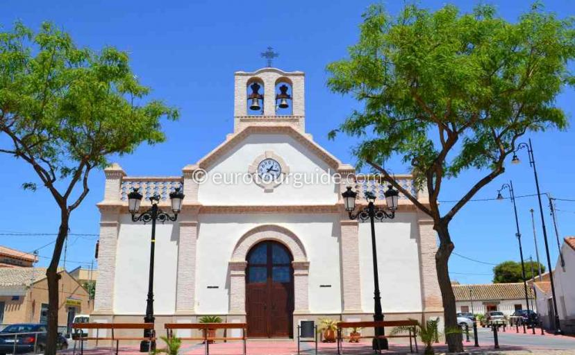 Top 10 things to do in and around Avileses Murcia Spain, Visitng Church for a service is one of many things to do and places to visit here