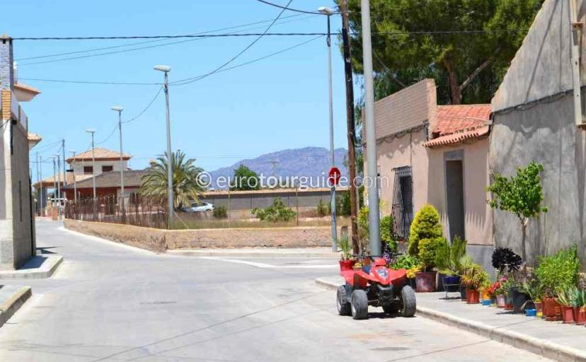 Property to rent in Avileses Murcia Spain, Quad Biking is one of many things to do and places to visit here